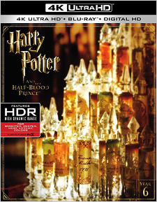 Harry Potter and the Half-Blood Prince (4K Ultra HD)