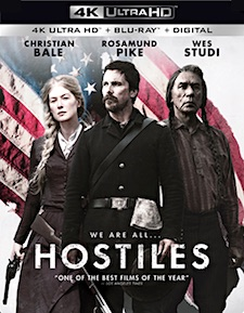Hostiles (4K Ultra HD Blu-ray)