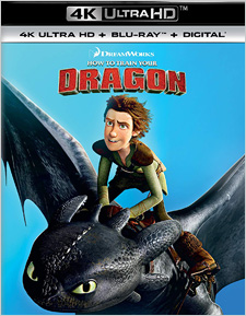 How to Train Your Dragon (4K Ultra HD)