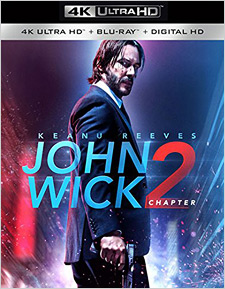 John Wick: Chapter 2 (4K Ultra HD Blu-ray)