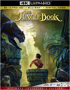 The Jungle Book (4K Ultra HD)