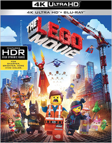 The LEGO Movie (4K Ultra HD Blu-ray Disc)