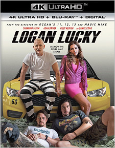 Logan Lucky (4K Ultra HD Blu-ray)