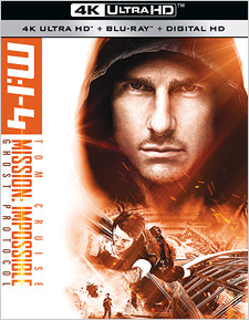 Mission: Impossible – Ghost Protocol (4K Ultra HD Blu-ray)