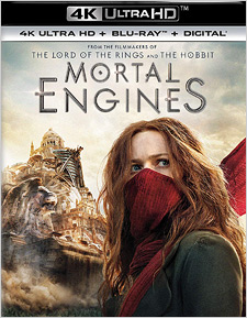Mortal Engines (4K Ultra HD)