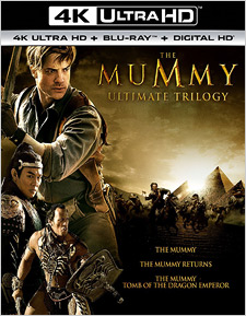 The Mummy Ultimate Collection (4K Ultra HD Blu-ray)