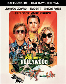 Once Upon a Time... in Hollywood (4K Ultra HD)
