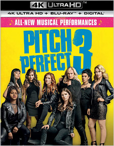Pitch Perfect 3 (4K Ultra HD)