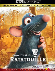 Ratatouille (4K Ultra HD)
