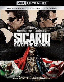 Sicario: Day of the Soldado (4K Ultra HD)