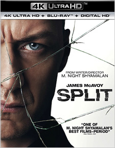 Split (4K Ultra HD Blu-ray)