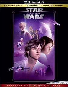 Star Wars: A New Hope (4K Ultra HD)