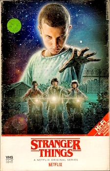 Stranger Things: Season 1 (4K Ultra HD)