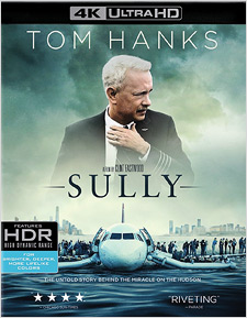 Sully (4K Ultra HD Blu-ray)