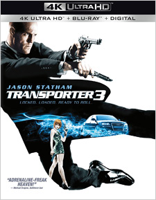 Transporter 3 (4K Ultra HD)