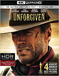 Unforgiven (4K Ultra HD Blu-ray Disc)