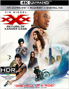 xXx: Return of Xander Cage (4K Ultra HD Blu-ray)