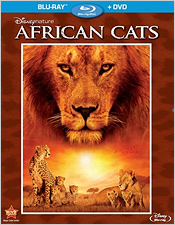 African Cats (Blu-ray Disc)