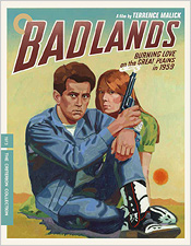 Badlands (Criterion Blu-ray Disc)