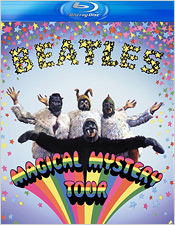 The Beatles: Magical Mystery Tour (Blu-ray Disc)