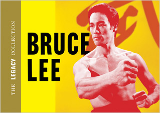 Bruce Lee: The Legacy Collection (Blu-ray/DVD)