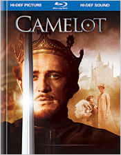 Camelot: 45th Anniversary Edition (Blu-ray Disc)
