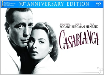 Casablanca: 70th Anniversary Edition (Blu-ray Disc)