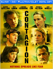 Contagion (Blu-ray Disc)