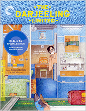 The Darjeeling Limited (Criterion Blu-ray Disc)