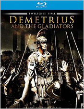 Demetrius and the Gladiators (Blu-ray Disc)