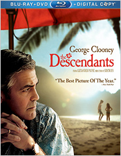 The Descendants (Blu-ray Disc)