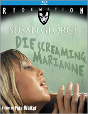Die Screaming Marianne (Blu-ray Disc)