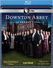 Downton Abbeys: Season 3 (Blu-ray Disc)