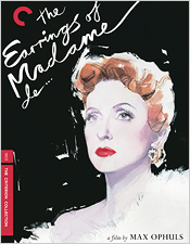 The Earrings of Madame De... (Criterion Blu-ray Disc)