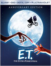 E.T. The Extra-Terrestrial: Anniversary Edition (Blu-ray Disc)