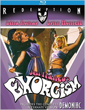 Exorcism/Demoniac (Blu-ray Disc)