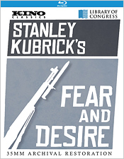 Stanley Kubrick's Fear and Desire (Blu-ray Disc)