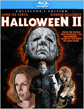 Halloween II: Collector's Edition (Blu-ray Disc)