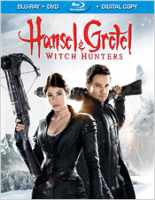 Hansel & Gretel: Witch Hunters (Blu-ray Disc)