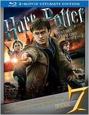 Harry Potter: Year 7 Ultimate Edition (Blu-ray/DVD Combo)