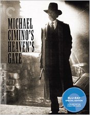 Heaven's Gate (Criterion Blu-ray Disc)