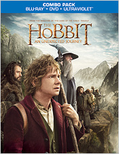 The Hobbit: An Unexpected Journey (Blu-ray Combo)