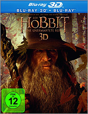 The Hobbit: An Unexpected Journey (German Blu-ray 3D)