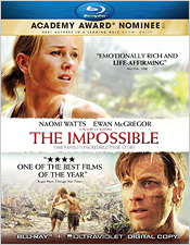 The Impossible (Blu-ray Disc)
