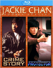 Jackie Chan - Crime Story/The Protector (Blu-ray Disc)