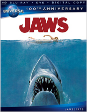 Jaws: Universal 100th Anniversary Edition (Blu-ray Disc)