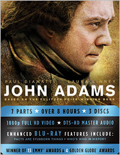 John Adams (Blu-ray Disc)