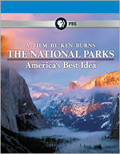 The National Parks: America's Best Idea (Blu-ray Disc)