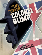 The Life and Death of Colonel Blimp (Criterion Blu-ray Disc)