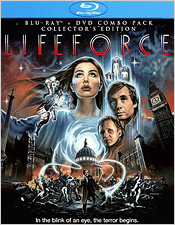 Lifeforce: Collector's Edition (Blu-ray Disc)